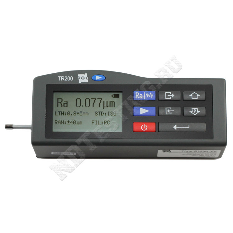 Измеритель шероховатости TR200 за 1 день. Поверка или доставка бесплатно со скидкой в NDTesting со склада, быстрая доставка